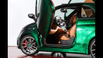 Romeo S, la 500C da 248 CV di Romeo Ferraris