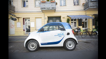 car2go, smart fortwo e forfour
