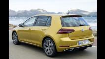 Volkswagen Golf restyling 2017 5 porte