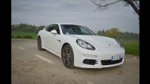 Porsche Panamera Diesel, test di consumo