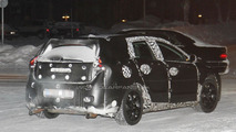 2013 Volvo V40 winter testing spy photo 12.01.2012