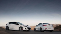 2010 MAZDA3 and MAZDASPEED3 - SEMA 2009