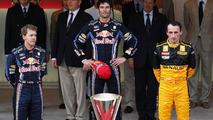 2010 Monaco Grand Prix - RESULTS