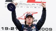 Mirko Bortolotti (ITA), winner, Formula Two, Brno, Czech Republic 21.06.2009