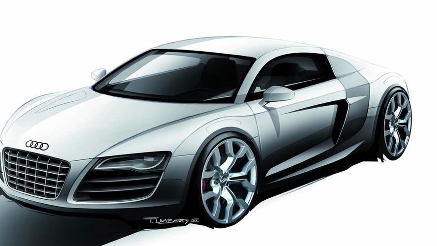 2014 Audi R8 comes into focus - rumors