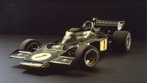 Lotus 72 Ford 1970 - 1975, classic
