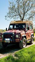 Land Rover Defender Vineyard by Fuoriserie Torino - 28.4.2011
