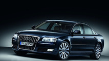Audi A8 comfort plus style package
