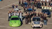 Automotive X Prize Group Photo