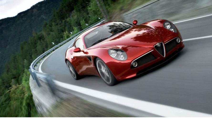 Guess who's back, back again? 8C Competizione unveiled at Meadow Brook Concours d'Elegance!