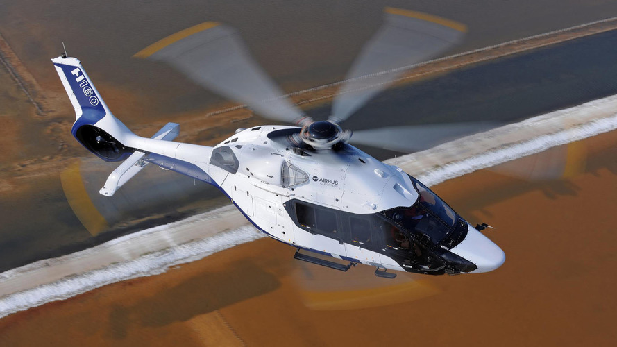 Airbus Helicopters & Peugeot Design Lab unveil the new H160