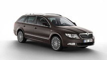 Skoda Superb Comb Laurin & Klement - 3.6.2011