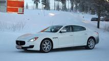 2017 Maserati Quattroporte Facelift