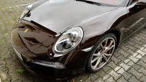 2016 Porsche 911 Carrera facelift spy photo