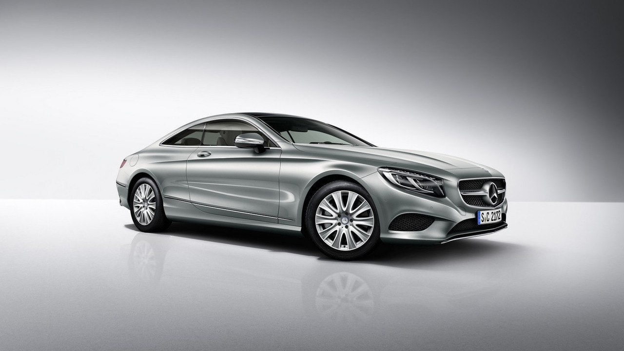 Mercedes S400 4MATIC Coupe