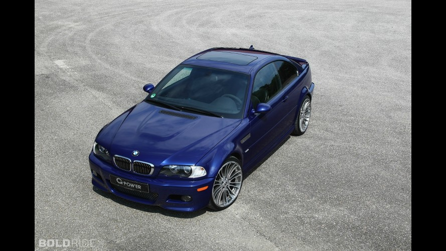 G Power Bmw M3 E46