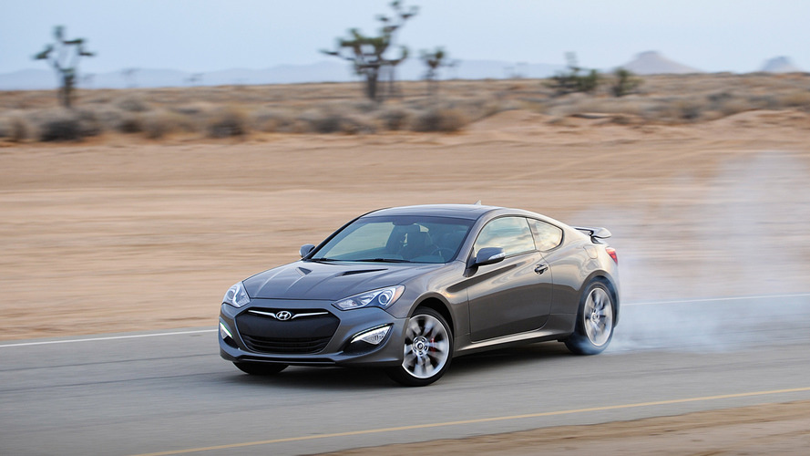 Hyundai Genesis Coupe to be discontinued