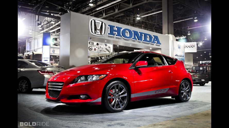 Honda HPD Supercharged CR-Z Concept
