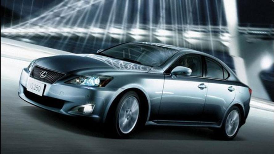 Lexus IS: un usato premium