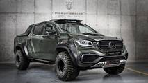 Mercedes X-Class Off-Road by Carlex Design