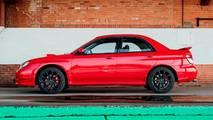 Baby Driver Impreza at Mecum Houston 2018
