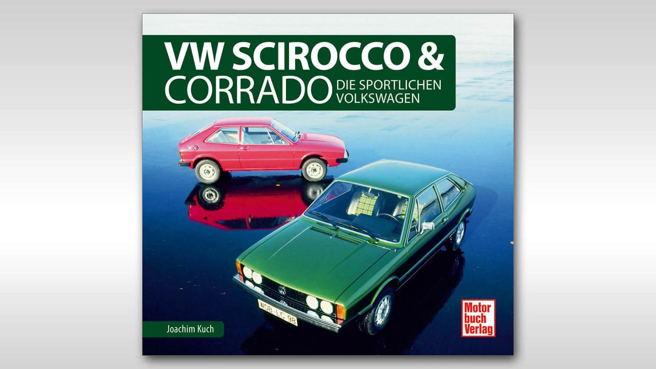 Joachim Kuch: VW Scirocco und Corrado
