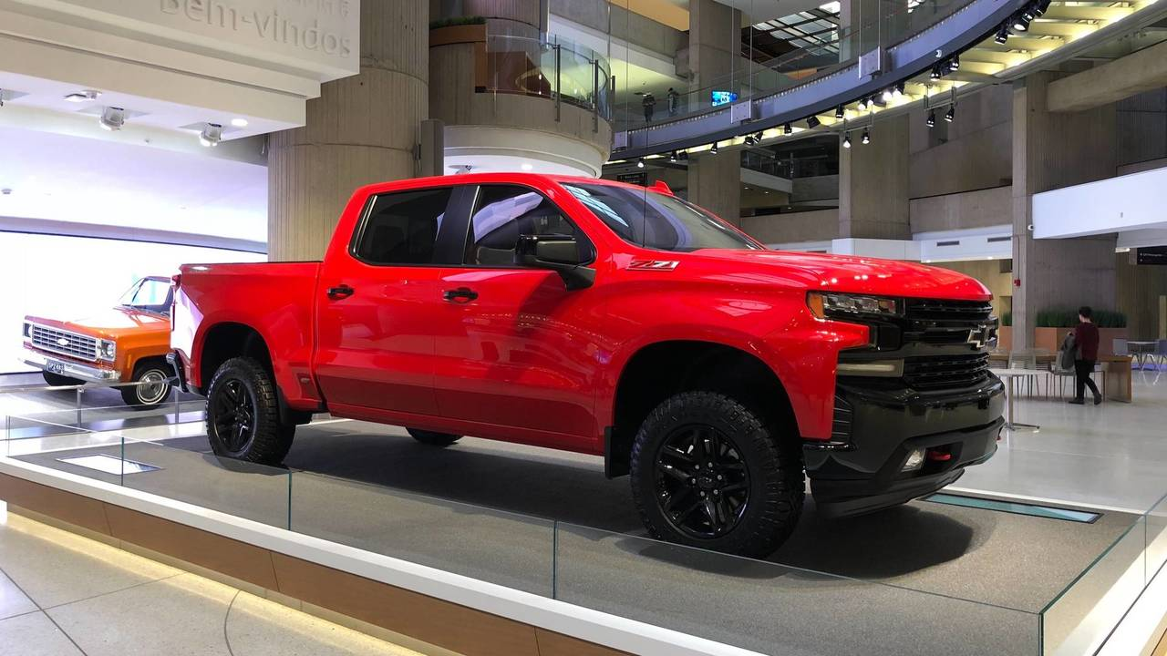 2019 Chevy Silverado 3 0l Diesel Updated V8s And 450