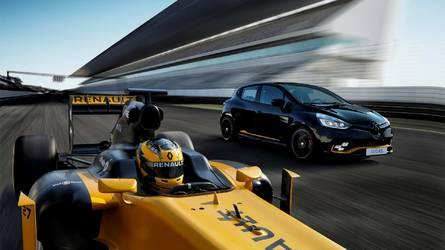 Renault Clio R.S. 18 2018, aires de F1