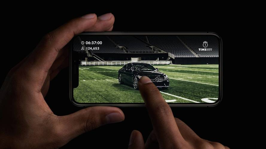 Last Fan Standing Wins a Mercedes-Benz
