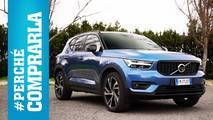 Volvo XC40, perché comprarla… e perché no