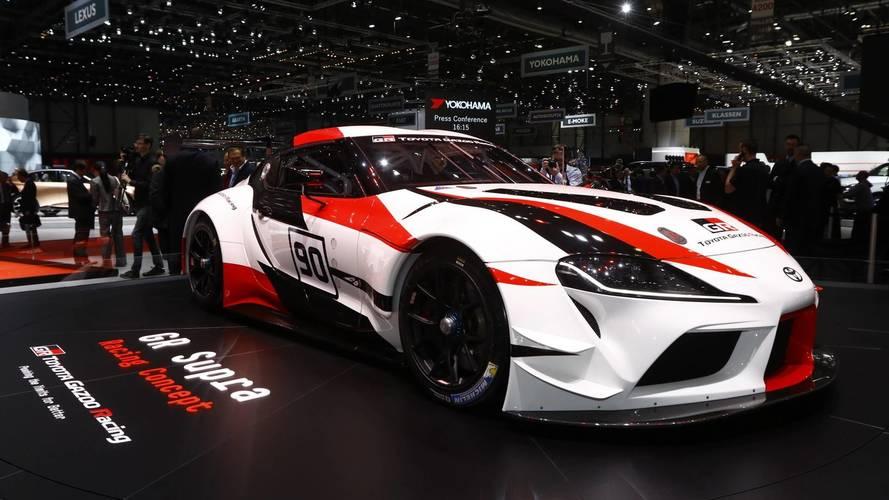Toyota GR Supra Racing Concept marca retorno da lenda adormecida