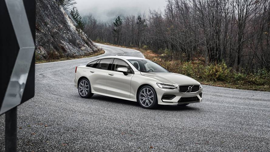 New S60 is first Volvo to ditch diesel