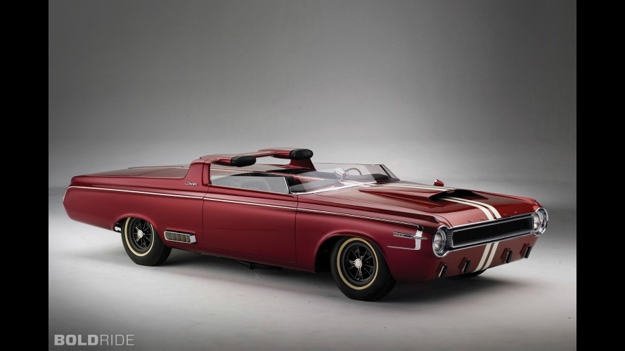 Dodge Hemi Charger Concept