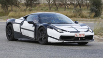 Ferrari 458 M spied up close ahead of 2015 launch