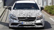 2016 Mercedes-AMG C63 Coupe spy photo