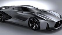 Nissan 2020 Concept Vision Gran Turismo