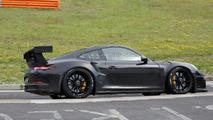 2015 Porsche 911 GT3 RS spy photo