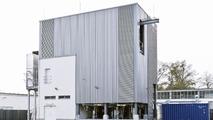 Audi e-diesel sunfire plant