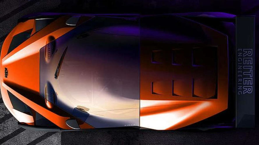 KTM & Reiter Engineering tease a new X-Bow race car