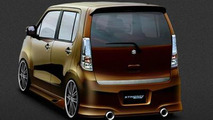 Suzuki Wagon R Stingray customize - low res - 28.12.2012