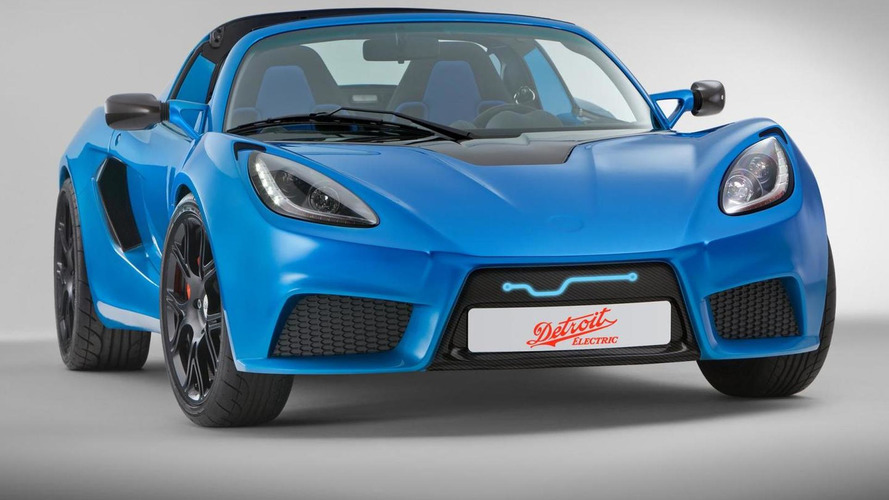 Detroit Electric SP:01 slated for production later this year - report
