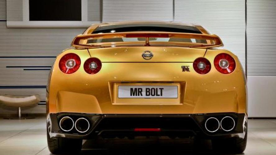 Nissan 'Bolt Gold' GT-R raises 193,191 USD