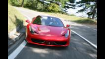 Ferrari 458 Spider, le nostre emozioni