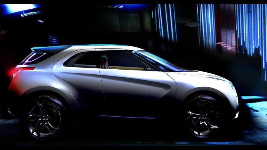 Hyundai Curb a Detroit