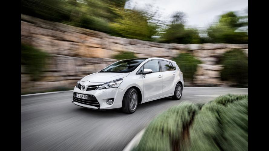 Toyota Verso, perché comprarla... e perché no [VIDEO]