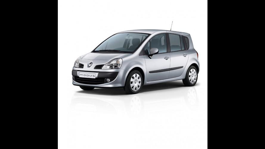 Renault Modus e Grand Modus