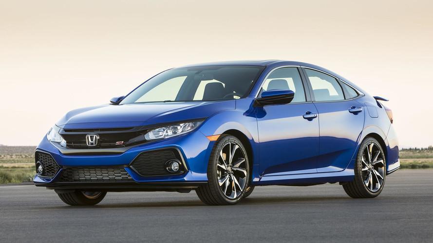 Mais vendidos nos EUA – Civic supera Corolla em quase 10 mil unidades