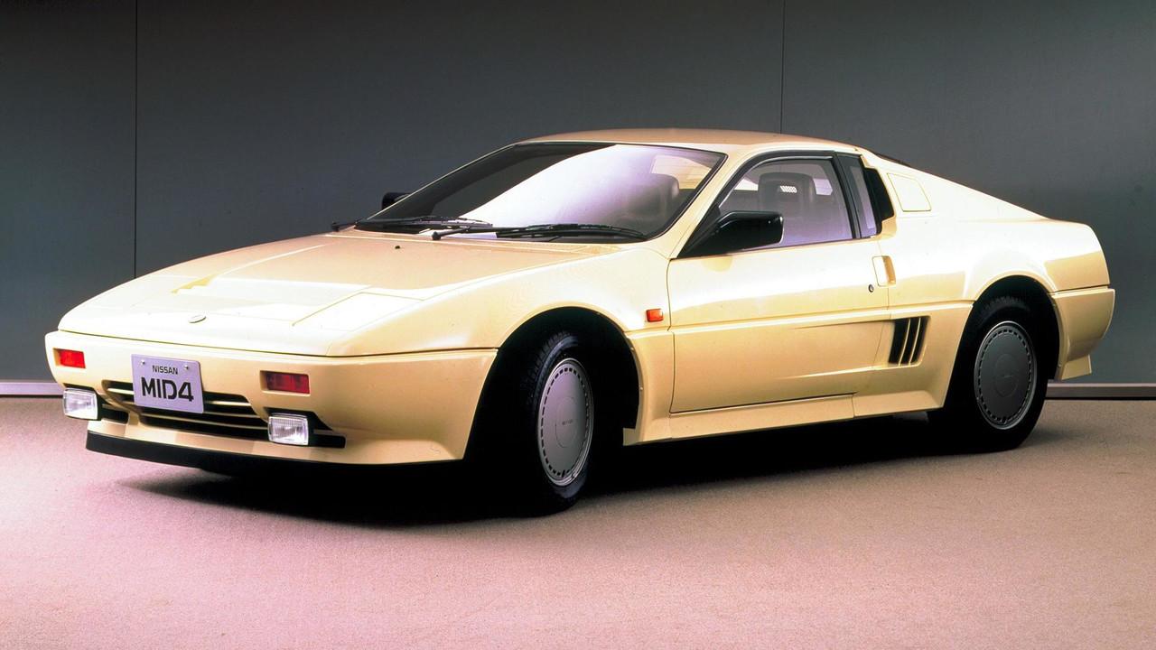 1985 Nissan MID4 konsepti
