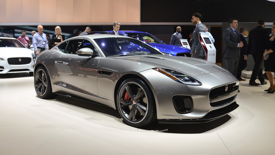 2018 Jaguar F-Type Becomes A Tamer Kitty With New 2.0-Liter Engine