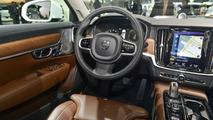 2018 Volvo S90 - New York 2017
